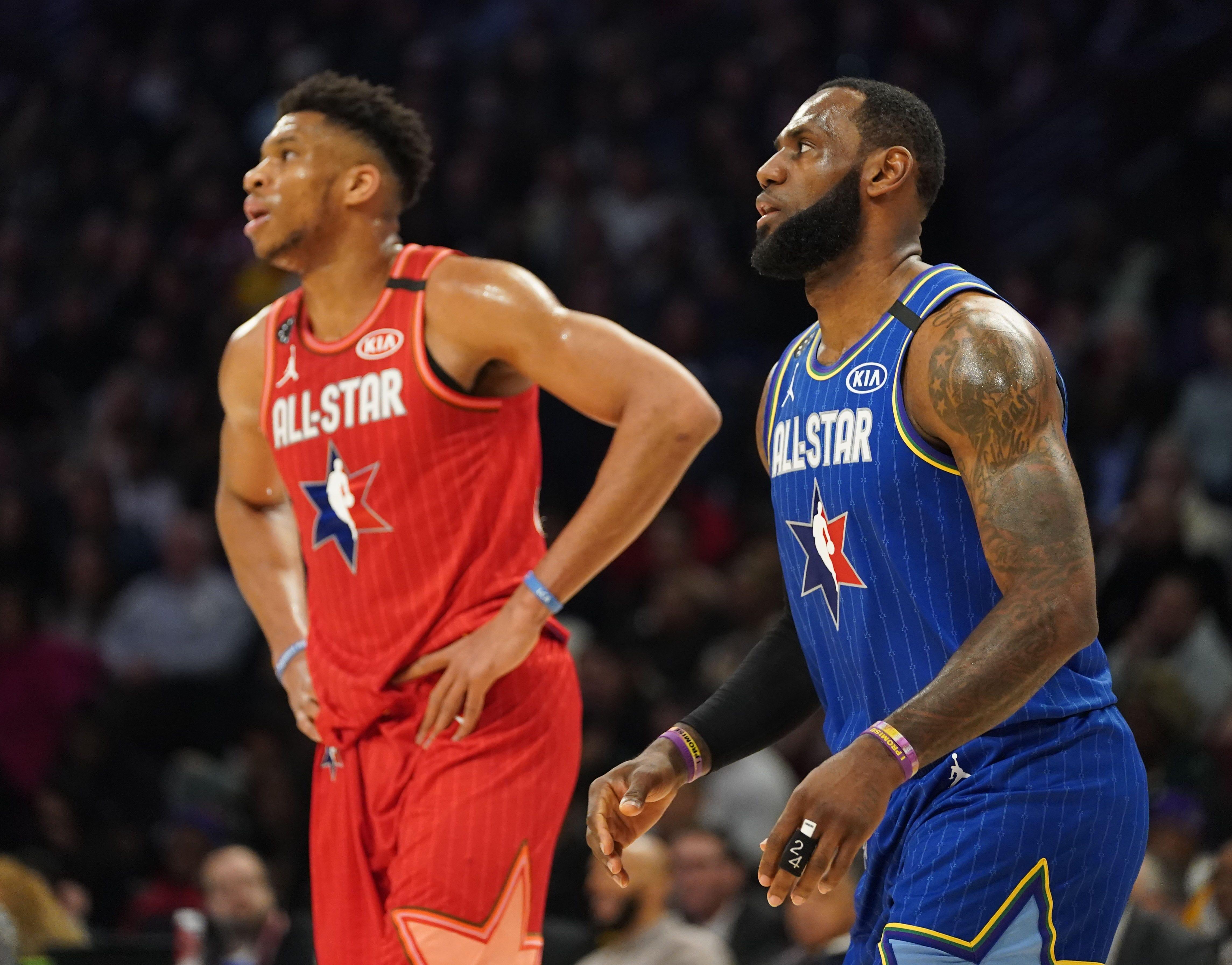 NBA considering potential 2021 All-Star Game in Atlanta