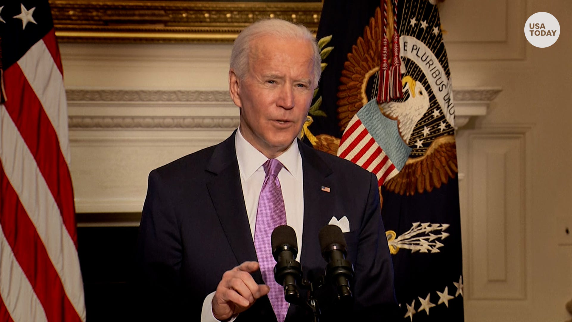 President Biden to invite Buccaneers, Lakers to White House  when it s COVID safe