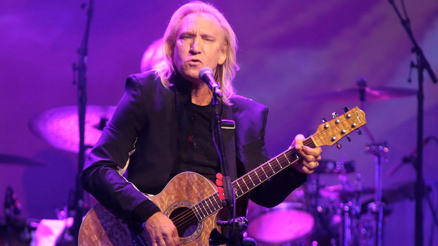 Exclusive: Joe Walsh talks VetsAid 2020 grant recipients, teases new Eagles music