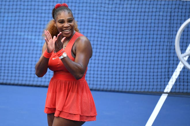 The balls in her court. Serena Williams turns 40 on Sept. 26.