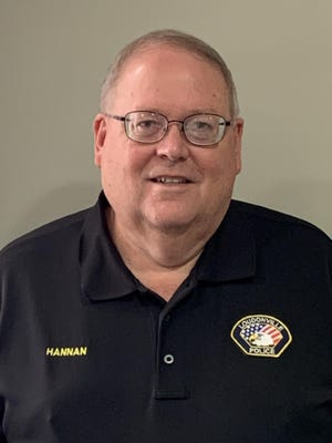 Last week, Gary Hannan retired after a 45-year career, mostly part time, in law enforcement. Most recently he served as a part-time detective with the Loudonville Police Department.