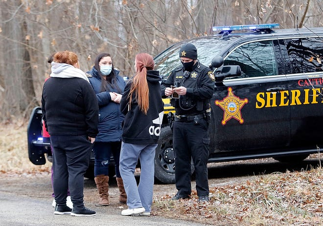 Few new details were revealed Thursday in the death of 41-year-old Tina Goad of Mansfield, whose body was found Wednesday in a wooded area off County Road 1600.