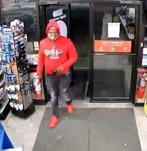 Can you identify this person? They are a suspect in the unlawful use of a debit card. Please call Canton P.D., 647-5131 if you have any information.