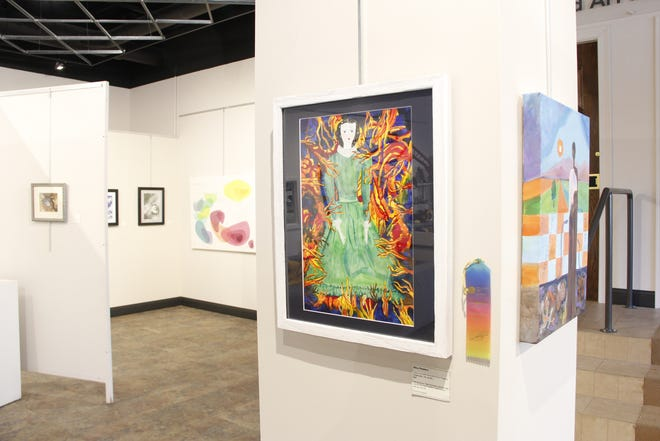 The Divine Comedy is on display through Feb. 26.
