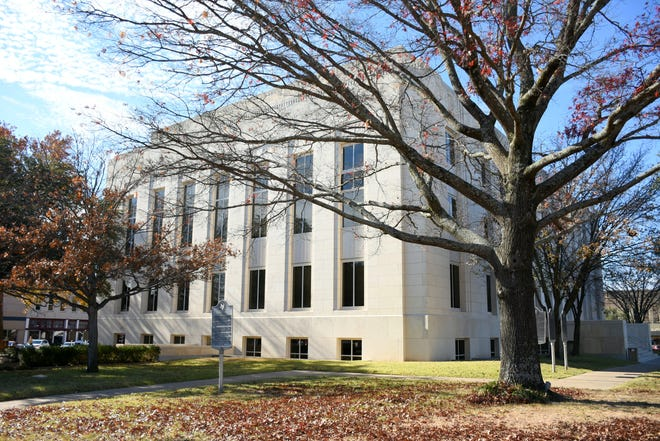 Grayson County commissioners approved moving online for property tax sales.