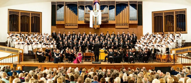 For nearly 140 years Bethany College has hosted the Messiah Festival — postponed in 2020 due to COVID-19, the 2021 Festival will go on this spring with precautions to limit the spread of the virus in place.