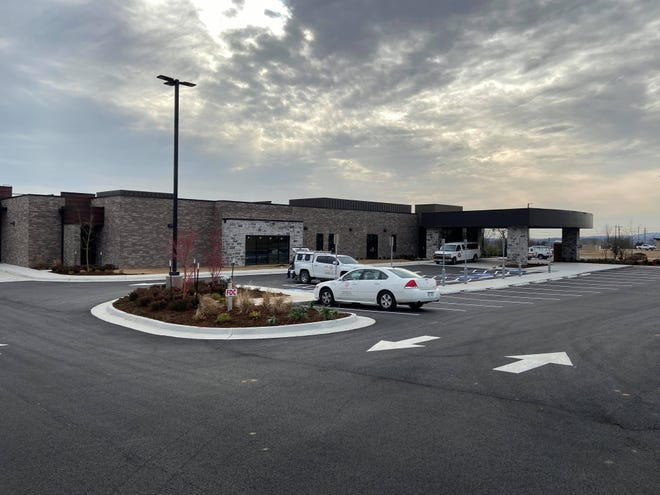 New dialysis center in Van Buren. The Fort Smith Regional Dialysis center plans to be officially open by mid-2021
