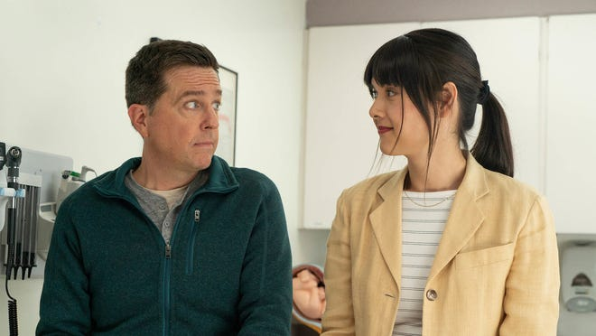 """Together Together,"" from Newburyport filmmaker Nikole Beckwith, stars Ed Helms and Patti Harrison and will premiere at the 2021 Sundance Film Festival."