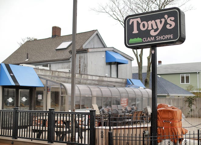 Like many local restaurants, Tony's Clam Shoppe, on Wollaston Beach in Quincy, is struggling with the high cost and limited availability of shellfish this summer.