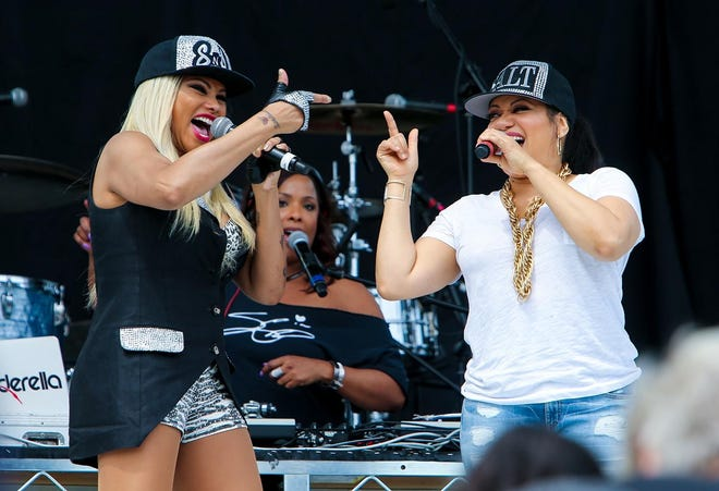 Salt-N-Pepa will headline the Longhorn City Limits concert on the LBJ Library Lawn before the Texas-Rice football game on Sept. 18.