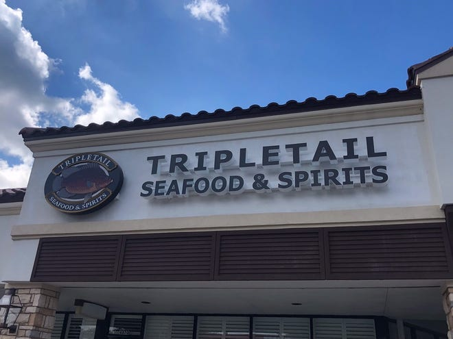 Tripletail Seafood & Spirits, the newest restaurant in Gecko's Hospitality Group, is set to open in The Landings the second week of February.
