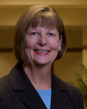 Mary Starmann-Harrison, president and CEO of Hospital Sisters Health System