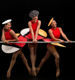 Hiplet hip hop ballerinas will perform Feb. 21 as the closing premier act for the Savannah Black Heritage Festival. It is to be aired on WSAV.