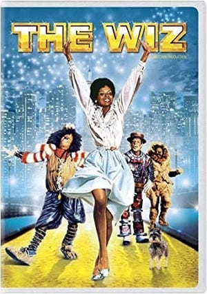 'The Wiz' will be shown Monday and Tuesday, Feb. 1-2 at Thalian Hall in downtown Wilmington.