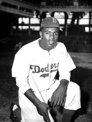 In 1919, baseball Hall-of-Famer Jackie Robinson was born in Cairo, Greogia.