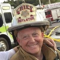 Joe Flanagan, Boylston fire chief