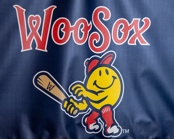 The logo for the Triple-A Worcester Red Sox. [T&G File Photo/Rick Cinclair]