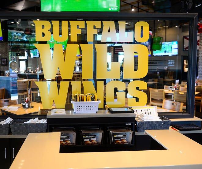Gadsden's riverfront Buffalo Wild Wings restaurant is being sold to Gadsden OpCo LLC.