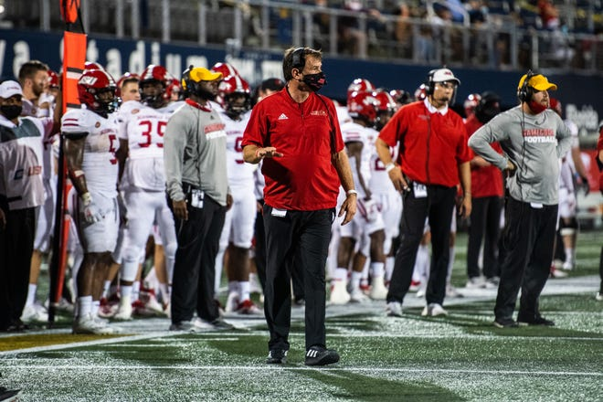 The Jacksonville State University Board of Trustees voted unanimously during its meeting on Tuesday to seek out a new athletic conference, thus exiting the Ohio Valley Conference.
