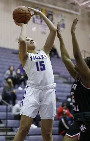 Olivia Cooper and Central won only three of their first nine games. However, the Tigers had played a tough schedule that included two losses to fourth-ranked Newark and another to 10th-ranked Reynoldsburg.