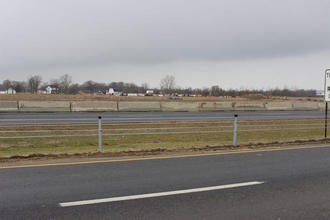 The Ohio Department of Transportation is paying $900,000 to install a cable barrier, similar to the one pictured here, along the center of state Route 161 in the busy New Albany corridor between Hamilton Road and the Licking County line near Beech Road. ODOT spokeswoman Brook Ebersole said that from 2014-18, 15 crossover crashes were recorded on that stretch of roadway, and another four occurred in the median, including one that resulted in a fatality.