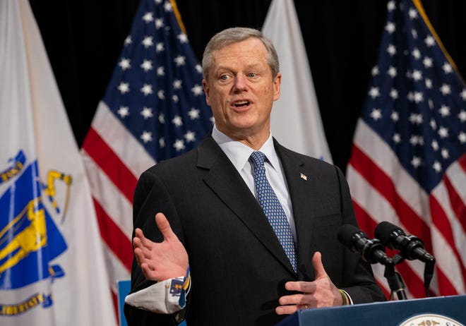 Gov. Charlie Baker signed the bill into law in January.