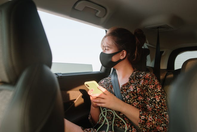 Ridesharing services are an attractive option to many – but there are risks associated with it.