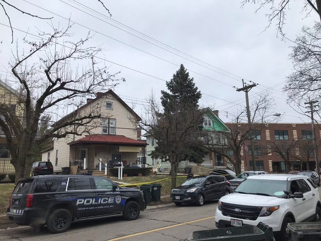 Lockland police responded to North Cooper Street Wednesday morning where a 15-year-old girl was found shot in the chest.