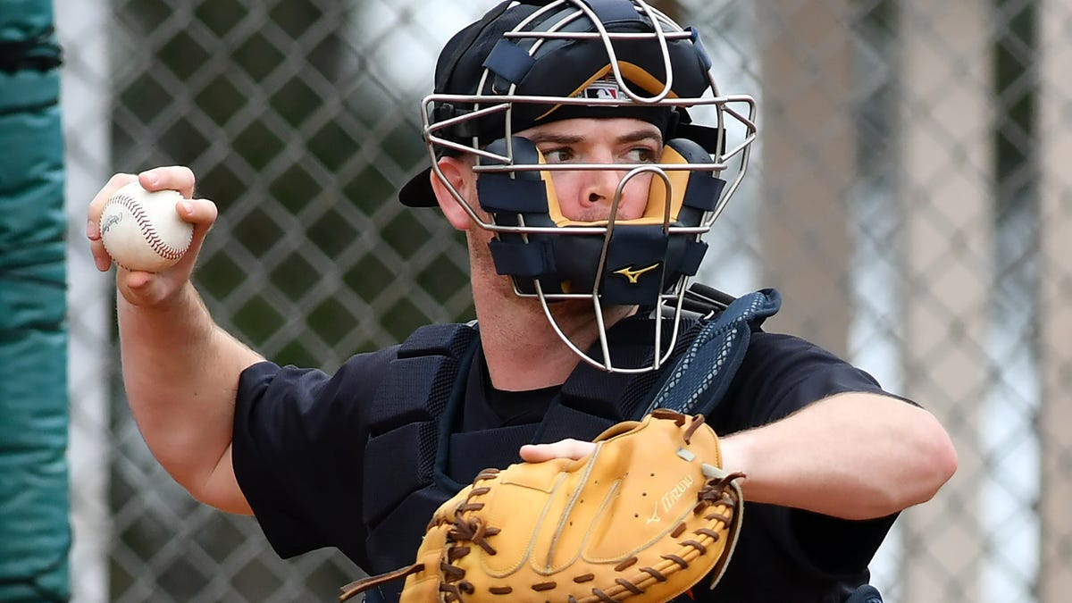 Hinch pulls no punches with Jake Rogers: It's defense that will make or break you 2