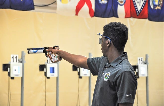 The CMP's Monthly Air Gun Matches offer a variety of air rifle and air pistol events in Ohio and Alabama.