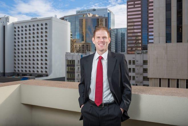 Stephen Richer, Maricopa County recorder.