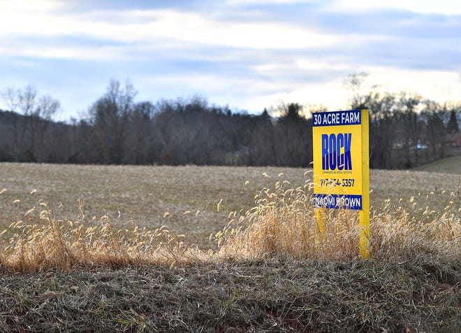 Property at 665 Red Mill Rd. is shown in Newberry Township, Wednesday, Jan. 27, 2021. Dawn J. Sagert photo