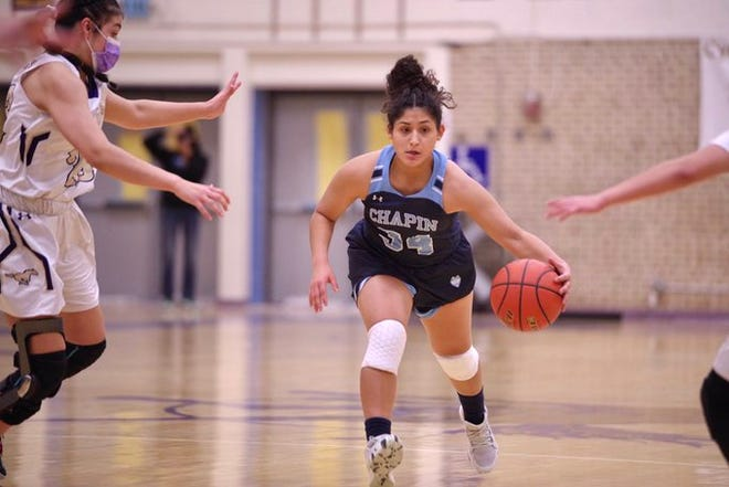 The Chapin Huskies beat Burges, 63-50, on Tuesday night in girls basketball