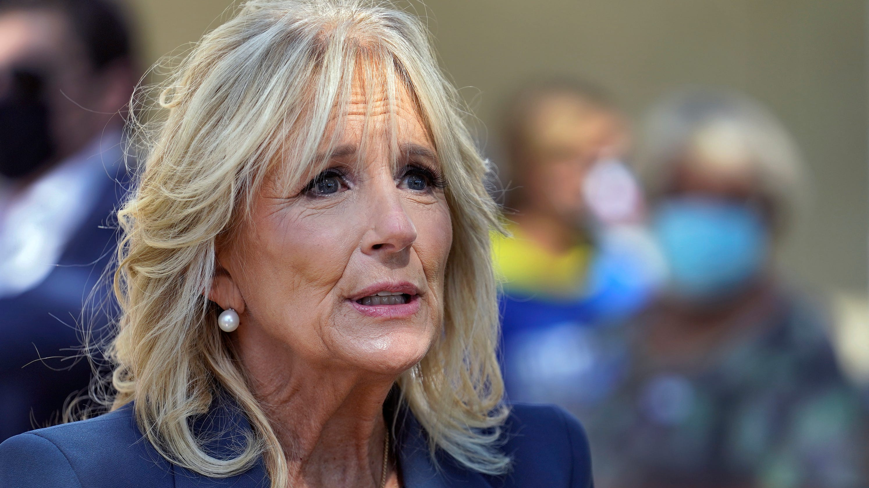 First lady Jill Biden's staff to monitor task force to reunite separated families