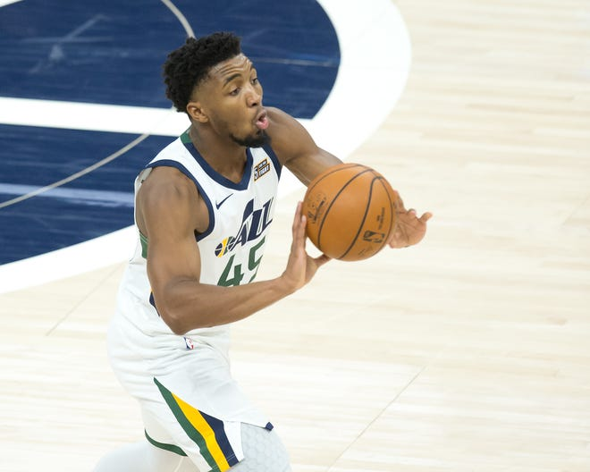 Led by Donovan Mitchell, the Jazz is one of the NBA's surprise teams this season.
