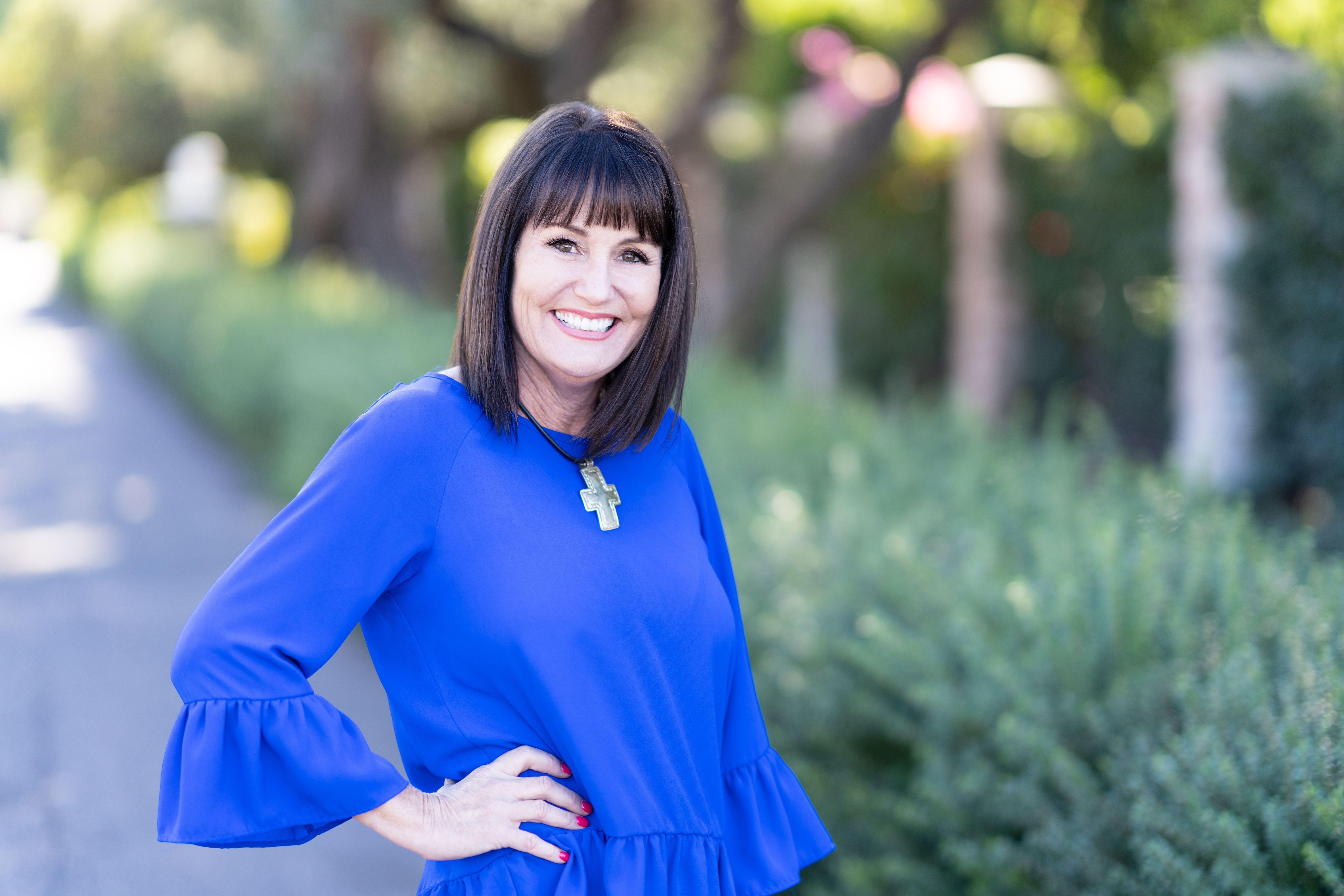 Stacie Lee, a sales associate with Berkshire Hathaway HomeServices in Phoenix