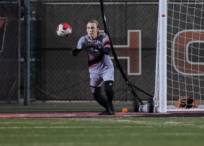 Lake Travis goalkeeper Drew Snodgrass, a three-year starter, posted clean sheets this past week against Smithson Valley and San Marcos and now has eight shutouts in 10 games this season with a goals-against average of 0.33. He has 31 career shutouts.