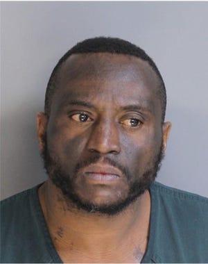 Derrick Donnell Dunbar arrested for attempted murder.