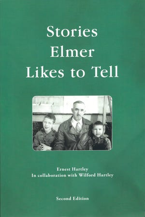 Selections in the book highlight life on the farm to Hartley's religious life as a member of the Society of Friends.