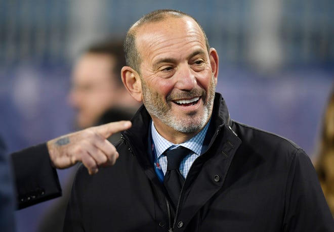 MLS Commissioner Don Garber will attend the ribbon-cutting ceremony of TQL Stadium on Saturday at 11:30 a.m. The event is closed to the public.