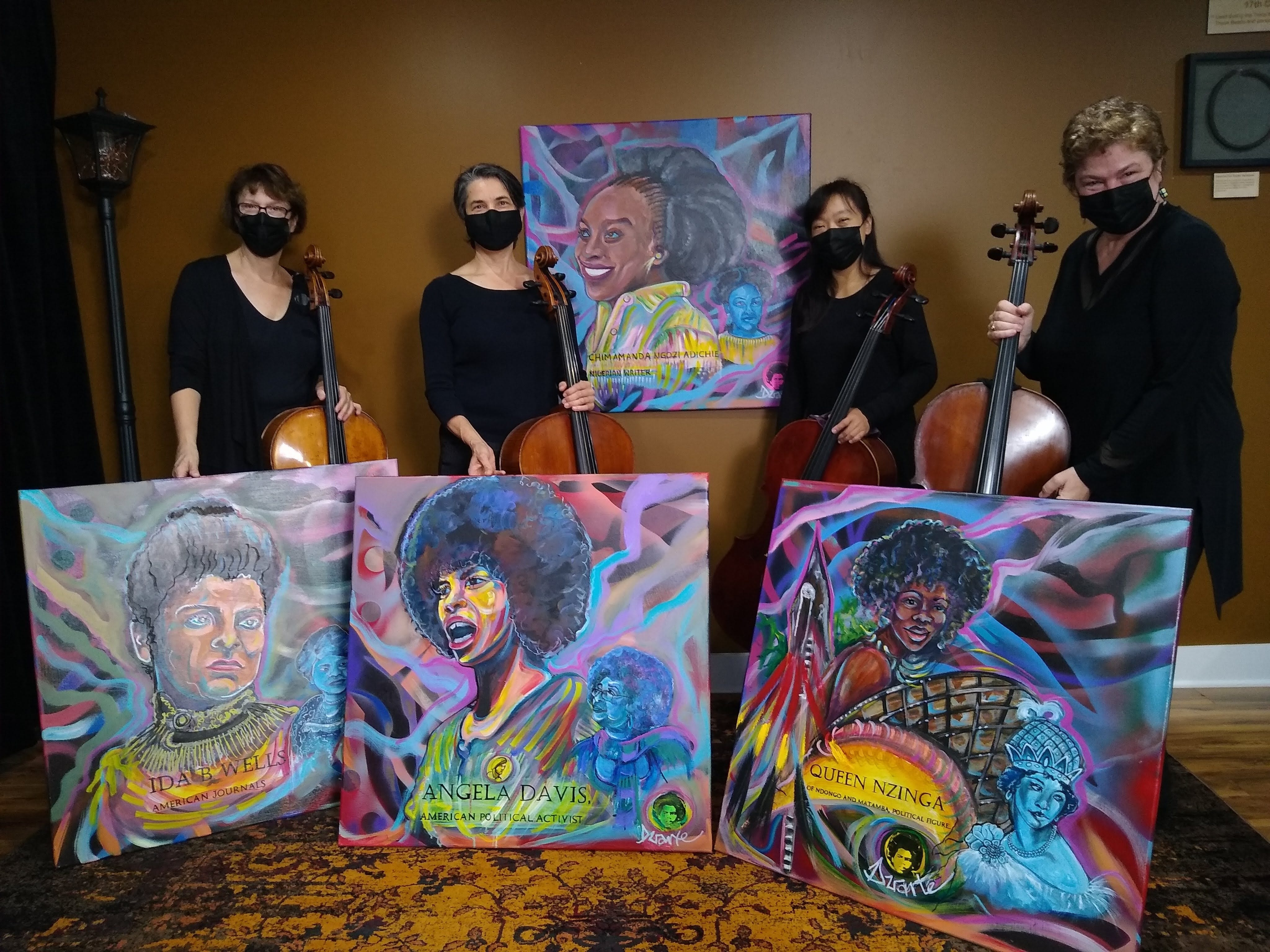Chamber Music Columbus puts together virtual lineup for Black History Month