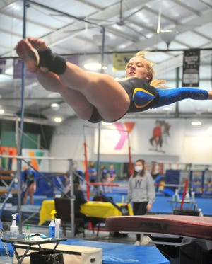 Wooster's Rachel Furlong is headed back to the state championships for a third straight season.