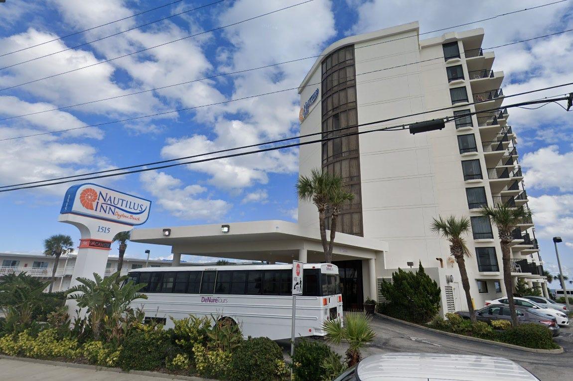 Daytona S Nautilus Inn Sold To Developers Of Area S Hard Rock Hotel