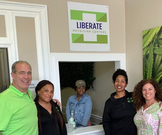 Have questions about the conditions cannabis can treat and whether this plant could be an option for you? Read on for expert answers from the team at Liberate Physician Centers.