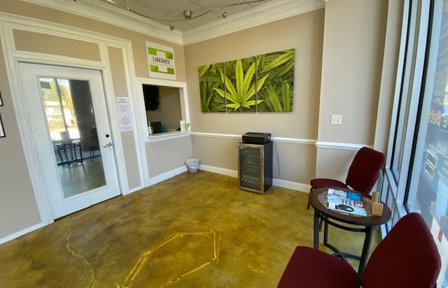 Liberate was one of the first medical cannabis physician centers in the state of Florida.