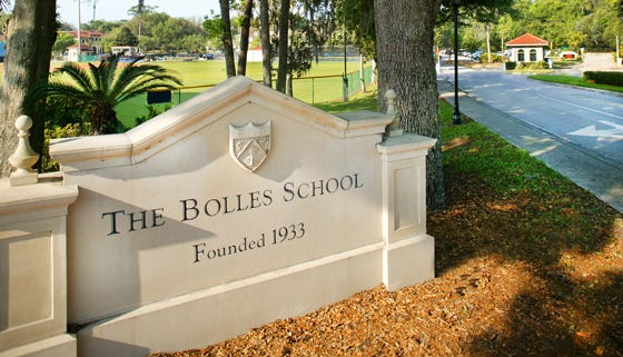 The Bolles School announced in an email to families that it would discontinue part of its racial literacy curriculum.