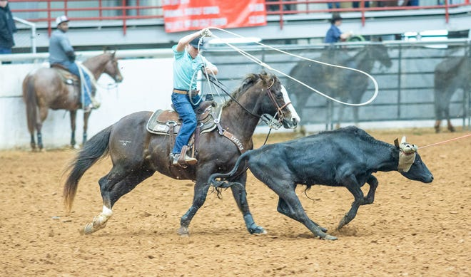 After last weekend's team-roping event, the Somervell County Expo Center will host the Dinosaur Classic Barrel Race competition this week. It began Thursday and will run through Sunday. There will be vendors on site during the event as well.