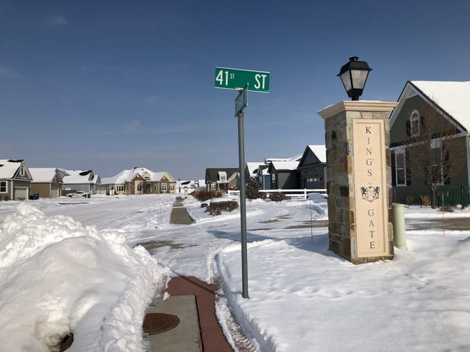 Covenant Builders plans a second addition to its existing King's Gate single-family residential housing in northwest Hays off 41st Street west of Hall Street.