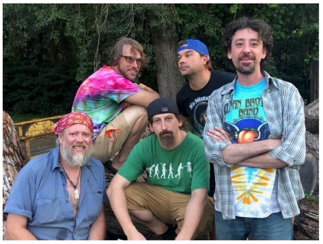 The Dirty Dead will play at Mills River Brewing Co. Friday from 6-9 p.m. Dirty Dead offers something new, fresh and exciting, psychedelia, reggae, funk and hip-hop in Grateful Dead songs.