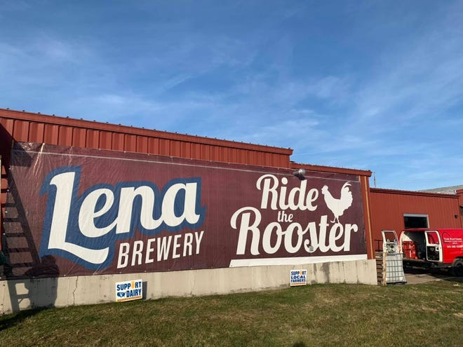 The Lena Brewing Co. will celebrate its sixth anniversary on Saturday.